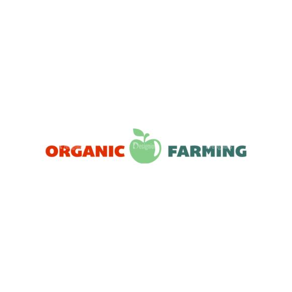Organic Labels Set 4 Vector Logo 02 Clip Art - SVG & PNG vector
