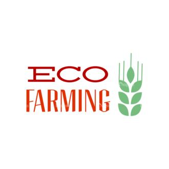 Organic Labels Set 4 Vector Logo 03 Clip Art - SVG & PNG vector