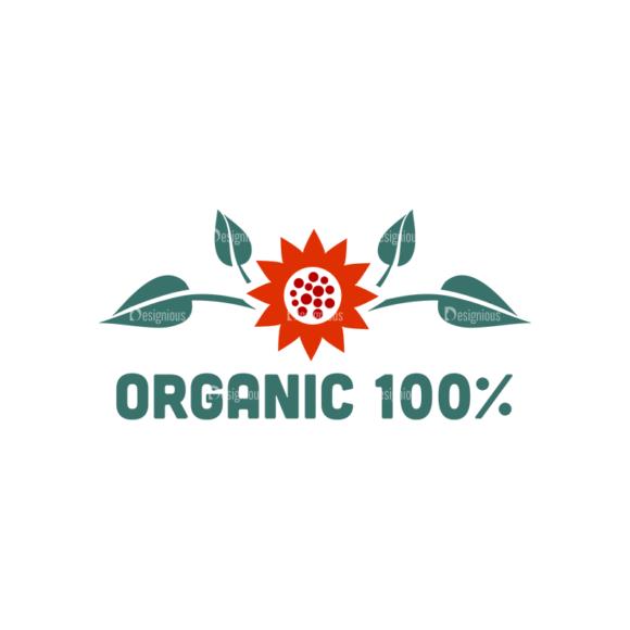 Organic Labels Set 4 Vector Logo 06 organic labels set 4 vector logo 06