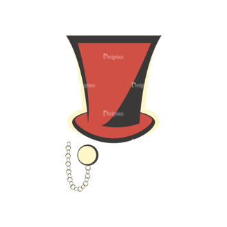 Party Retro Vector Set 2 Vector Hat Clip Art - SVG & PNG vector