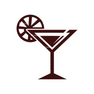 Party Vector Elements Set 1 Vector Beverages Clip Art - SVG & PNG vector