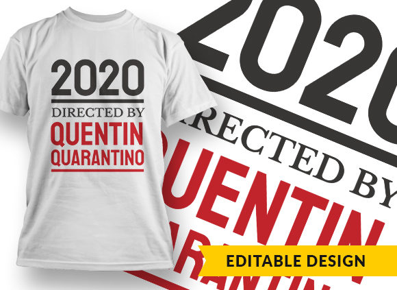 2020 Directed By Quentin Quarantino preview 28