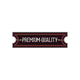 Retro Labels Vector Set 3 Vector Badge 10 Clip Art - SVG & PNG vector