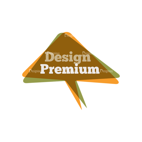 Retro Typography Vector Set 8 Vector Typography 07 Clip Art - SVG & PNG vector