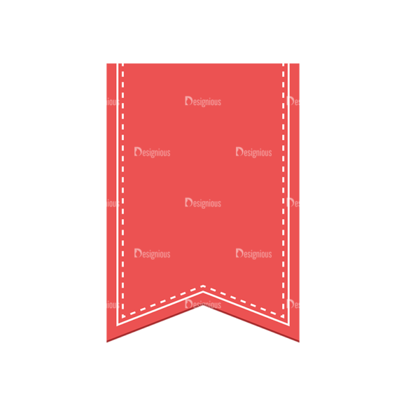 Retro Vector Ribbons And Labels Vector Ribbon 05 Clip Art - SVG & PNG vector