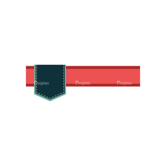 Retro Vector Ribbons And Labels Vector Ribbon 14 1