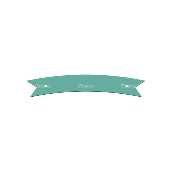 Retro Vector Ribbons And Labels Vector Ribbon 17 1