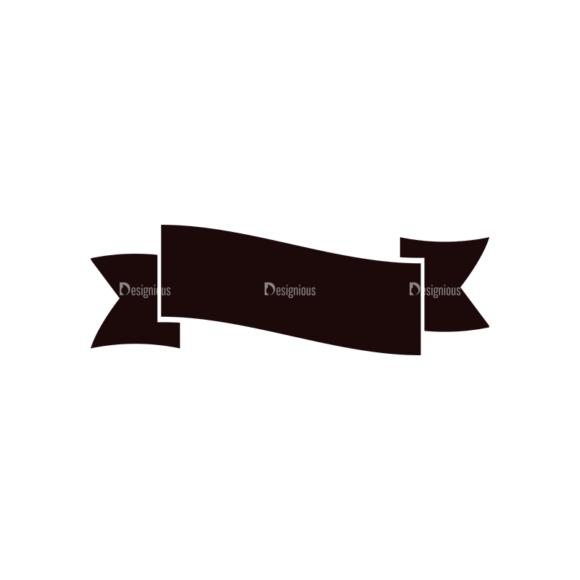 Ribbons Vector Elements Set 1 Vector Ribbon 06 Clip Art - SVG & PNG vector