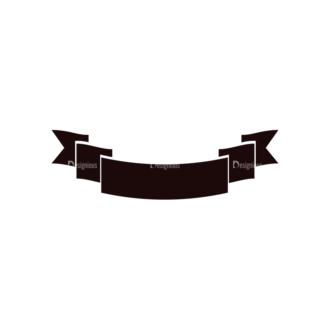 Ribbons Vector Elements Set 1 Vector Ribbon 07 Clip Art - SVG & PNG vector