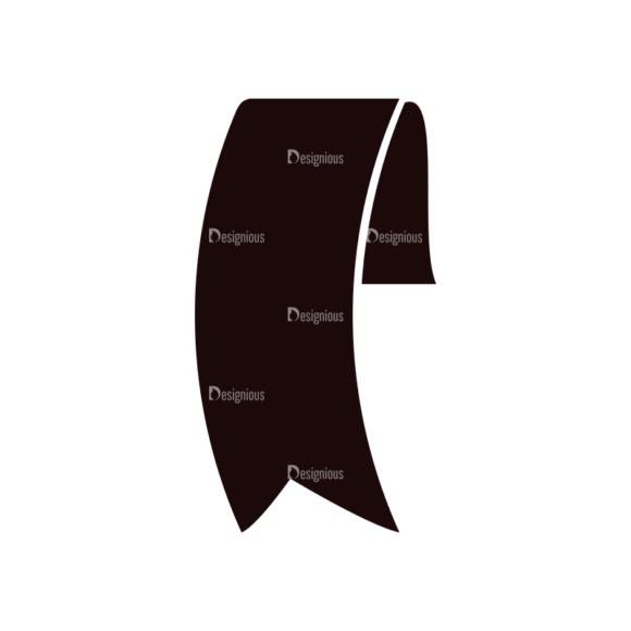 Ribbons Vector Elements Set 1 Vector Ribbon 09 Clip Art - SVG & PNG vector