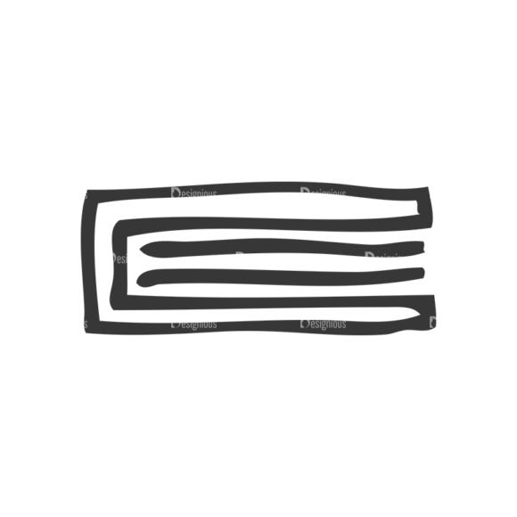 School Doodle Vector Set 1 Vector Book Clip Art - SVG & PNG vector