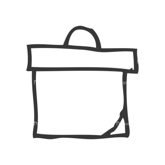 School Doodle Vector Set 1 Vector Box 1