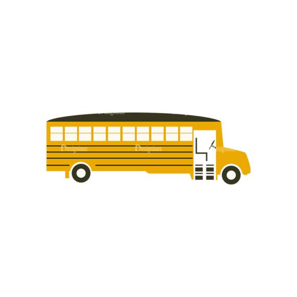 School Infographic Vector 12 Clip Art - SVG & PNG vector