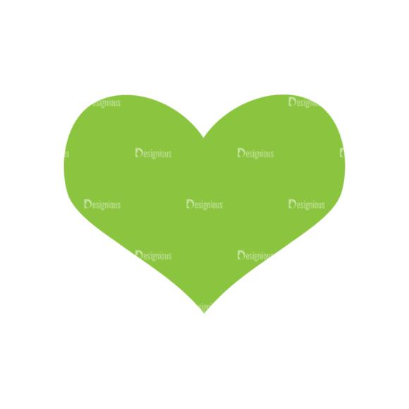 School Infographic Vector Heart 15 Clip Art - SVG & PNG vector