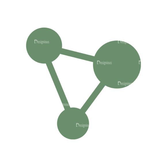 Science  Icons Vector Set 1 Vector Atoms 04 Clip Art - SVG & PNG vector