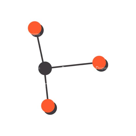 Science Vector Set 2 Vector Atom 12 Clip Art - SVG & PNG vector