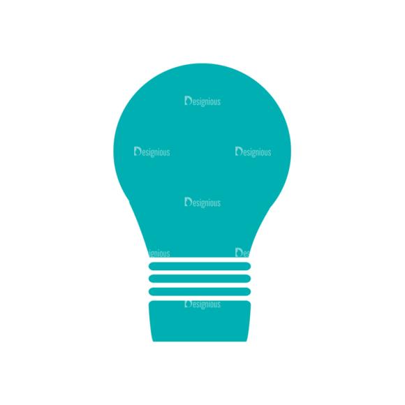 Science Vector Set 2 Vector Bulb Clip Art - SVG & PNG vector