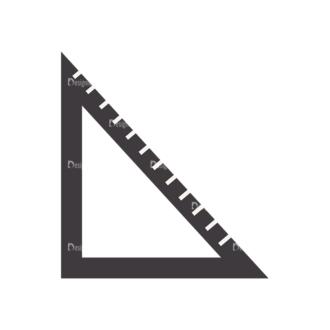 Science Vector Set 2 Vector Ruler Clip Art - SVG & PNG vector