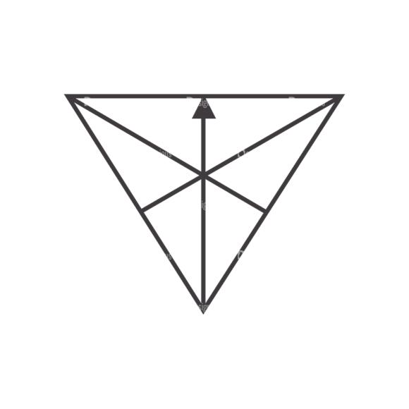 Science Vector Set 2 Vector Triangle Clip Art - SVG & PNG vector