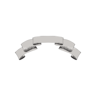 Scrolls Pack 1 12 Clip Art - SVG & PNG vector