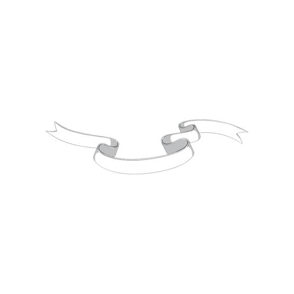 Scrolls Pack 12 5 Clip Art - SVG & PNG vector