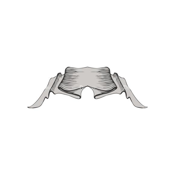 Scrolls Pack 2 1 Clip Art - SVG & PNG vector