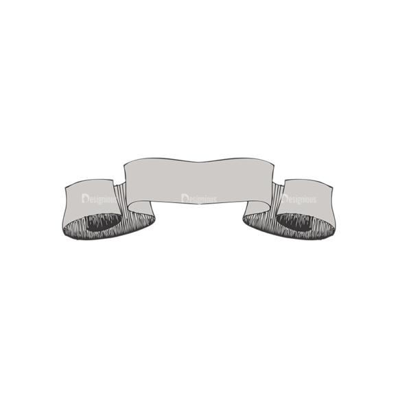 Scrolls Pack 2 11 Clip Art - SVG & PNG vector
