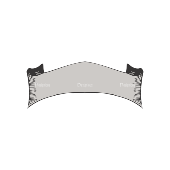 Scrolls Pack 2 2 Clip Art - SVG & PNG vector