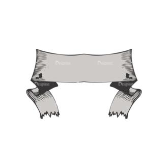 Scrolls Pack 2 20 Clip Art - SVG & PNG vector