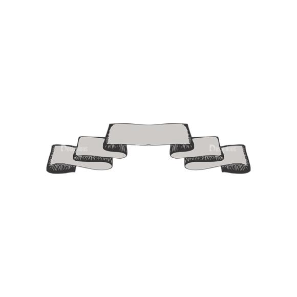 Scrolls Pack 2 21 Clip Art - SVG & PNG vector