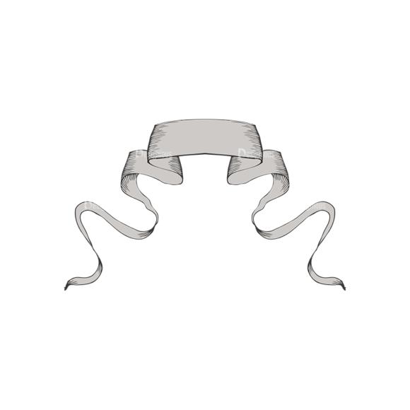 Scrolls Pack 3 18 Clip Art - SVG & PNG vector