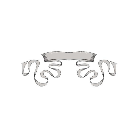 Scrolls Pack 3 5 Clip Art - SVG & PNG vector
