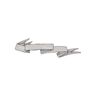 Scrolls Pack 5 1 Clip Art - SVG & PNG vector
