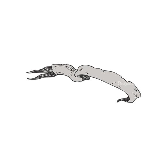 Scrolls Pack 5 21 Clip Art - SVG & PNG vector