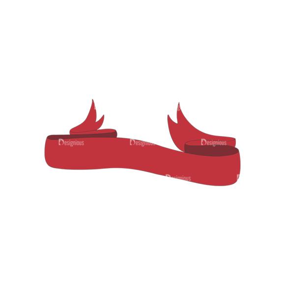 Scrolls Pack 7 11 Clip Art - SVG & PNG vector