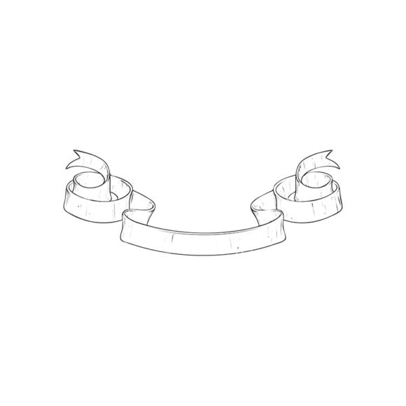 Scrolls Pack 8 11 Clip Art - SVG & PNG vector