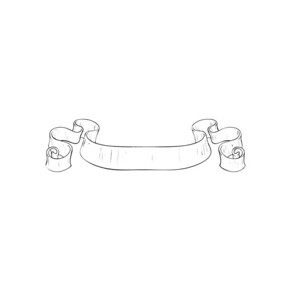 Scrolls Pack 8 16 Clip Art - SVG & PNG vector