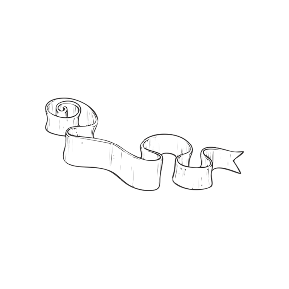 Scrolls Pack 8 4 Clip Art - SVG & PNG vector