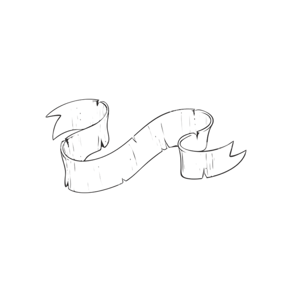 Scrolls Pack 9 15 Clip Art - SVG & PNG vector