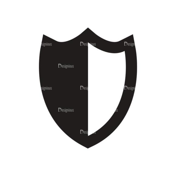 Security Logos Vector 2 Vector Shield 1