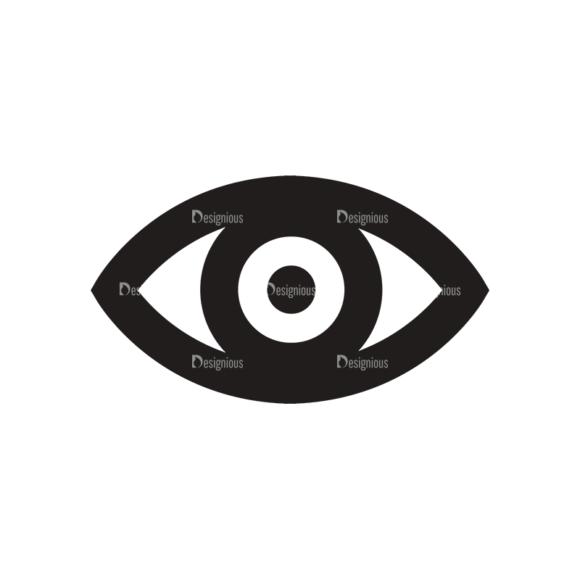 Security Logos Vector 2 Vector Eye Clip Art - SVG & PNG vector