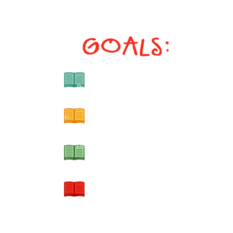 Set Goals Vector Set 1 Vector Goals List 01 Clip Art - SVG & PNG vector