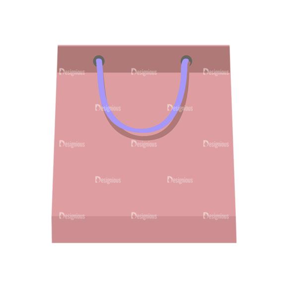 Shopping Flat Vector Set 1 Vector Paper Bag shopping flat vector set 1 vector paper bag