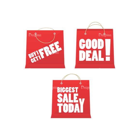 Shopping Tags Vector 1 7 shopping tags vector 1 7 preview