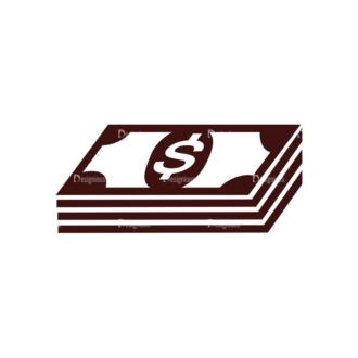 Shopping Vector Elements Set 1 Vector Money 01 Clip Art - SVG & PNG vector