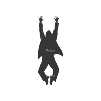 Silhouettes Pack 2 5 Preview Clip Art - SVG & PNG vector