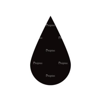 Simple Flat Symbols Set 1 Vector Drop Clip Art - SVG & PNG vector