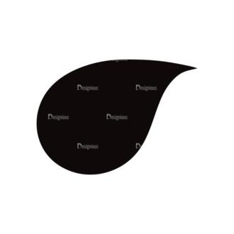 Simple Flat Symbols Set 1 Vector Speech Bubble 05 Clip Art - SVG & PNG vector