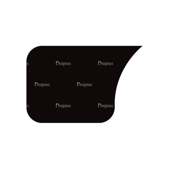 Simple Flat Symbols Set 1 Vector Speech Bubble 06 Clip Art - SVG & PNG vector
