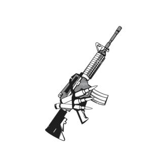Skull Vector Clipart 14-19 Clip Art - SVG & PNG vector